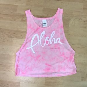 Victoria's Secret Pink Work out tank
